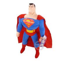 Peluches Superman Batman Robin - Liga De La Justicia.