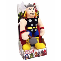 Marvel Super Hero Squad - Thor 25 Cm En Caja