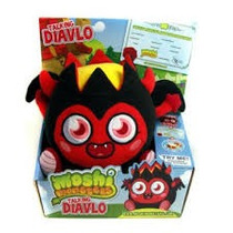 Moshi Monsters Talking Diavlo Muñeco Peluche Que Habla