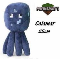 Minecraft - Peluche Calamar - Peluche 25cm! E-commerce07