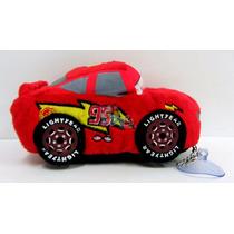 Peluche Rayo Mc Queen Sonido Motor Orig Disney Envío Gratis