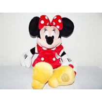 Peluche Minnie Mouse Original Disney Store 48cm