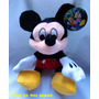 Peluche Mickey - Minnie C/la Canción La Casa De Mickey Mouse