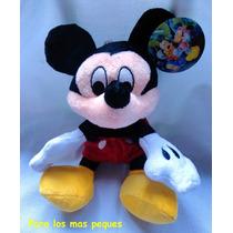 Peluche Mickey - Minnie C/la Canción La Casa De Mickey Mouse