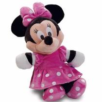 Peluche Minnie Disney Original Osito Novia De Mickey Mouse
