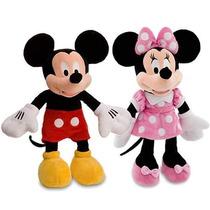 Peluche Mickey Minnie Mouse Origial Licencia Disney 66cm