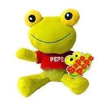Muñeco De Peluche Sapo Pepe Y Sus Amigos Original Grande