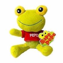 Sapo Pepe Y Sus Amigos - Peluche 24cm 6 Modelos Lic Orig