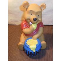 Antigua Alcancia De Disney Winnie The Pooh Nueva Sin Uso