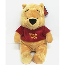 Winnie The Pooh Peluche Original Disney 35cm Wabro