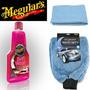 Kit Lavado,sonax,meguiars,microfibra,cera,shampoo Ph,polish