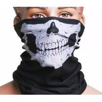Mascara Calavera - Múltiples Usos. Bandana