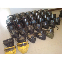 Mascaras Paintball Thermales Y Simples