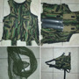 Chaleco, Pistolera, Pods Y Sudadera - Paintball (airsoft)