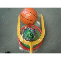 Free Basquet -ideal Para El Jardin Altura Regulable C/pelota