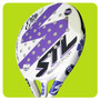 Paleta Padel Steel Custom Elite Light Foam Ultra Soft Paddle