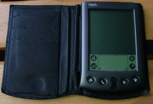 Palm Vx Con Funda Cables Base-sincro Y Cargador