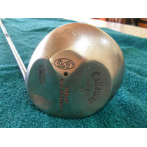 Driver Callaway Great Big Bertha War Bird - Loft 8º U$s 100