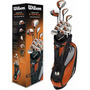 Set Golf Wilson Prostaff Max - Juego Completo + Bolsa