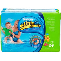 Little Swimmers Pañales Para El Agua Pileta Huggies