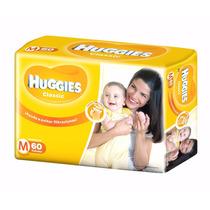 Pañales Huggies Classic Plus Hiperpack Con Envio Gratis