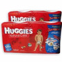 Pañales Huggies Natural Care Xxgrande 2x48 Unidades (96)
