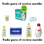 Kit Recién Nacido , Combo Productos Pampers Johnson Estrella