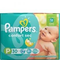 Pañales Pampers Confort Sec Pequeños