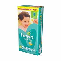 Promopack!!! Pañales Pampers Confort Sec Xxg