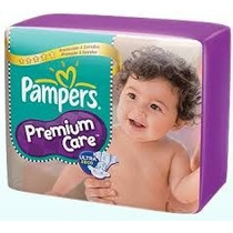 Pampers Premium Care Xxg X 52