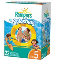 Pañales De Agua Pampers Splashers