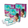 3 Hiperpack Pampers Premium Care Xxg + 2 Toallitas Sensitive