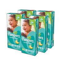 5 Hiperpack Pañales Pampers Confort Sec X Grande