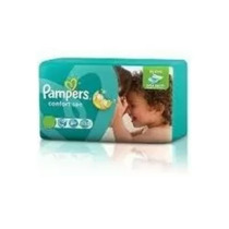 Pañales Pampers Confort Sec Talle Mediano X 11 Unidades