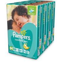 Pampers Confort Sec Hiperpack (m/g/xg/xxg)