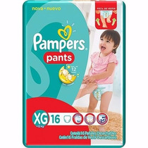 Pañales Pampers Pants!! Pull Up Bombachitas De Aprendizaje!!