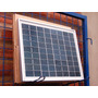 Kit 12v Panel Solar 10wp Mas Regulador De Carga 4 Amper