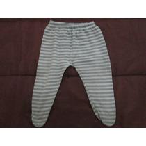 Pantalon Con Pies Mimo Talle L