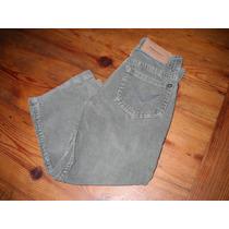Pantalon De Corderoy Rapsodia, Inpecable, Talle 2 Unicos