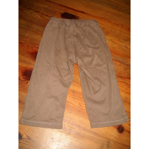 Pantalon De Algodon Acarters 18 Meses Liviano Muy Buen Estad