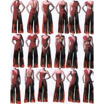 Vestido Pantalon Palazzo Mono Multiuso Modal Todos Talles