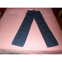 Vendo Pantalón Jean Talle 36 De Mujer Con Tachas Nuevo S/u