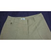 Pantalon De Vestir Recto - T.46 Janet Wise