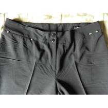 Pantalon De Vestir T.52-cintura94-cadera116-tiro27-largo74