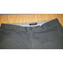 Pantalon Daniel Hechter Sport Hombre - Talle 48 Color Gris