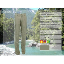 Pantalon Desmontable Secado Rapido Explora Modelo Caleufu