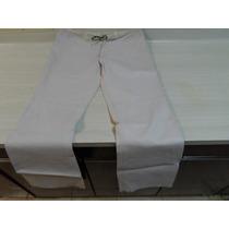 Pantalones Cuero Blanco De Mujer Nuevos