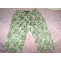 Pantalon De Corderoy Finito John L. Cook T. 4, Divino!