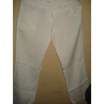 Pantalon Lino Algodon 100%