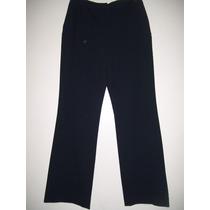 Pantalón Vestir Mujer Talle S, Elastizado Marca Isaacmizrahi
